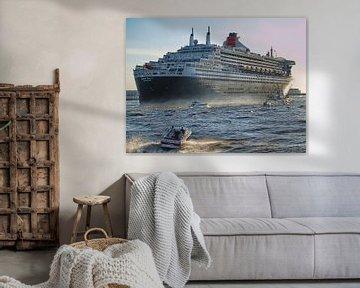 Das ganz große Schiff von Peter Morgenroth