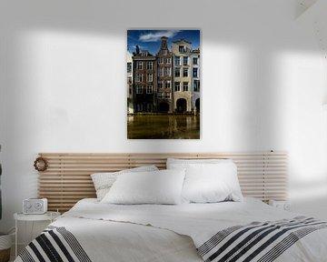 Oudegracht Utrecht van Peter Bontan Fotografie
