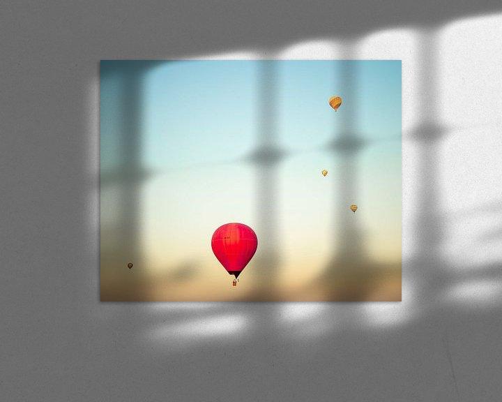 Impression: Balloon sur Alexandre Peres