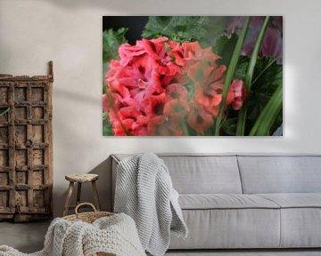 Frühling Blumen von Marianna Pobedimova
