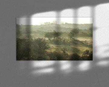 Dream of a sunrise van Dirk van Egmond