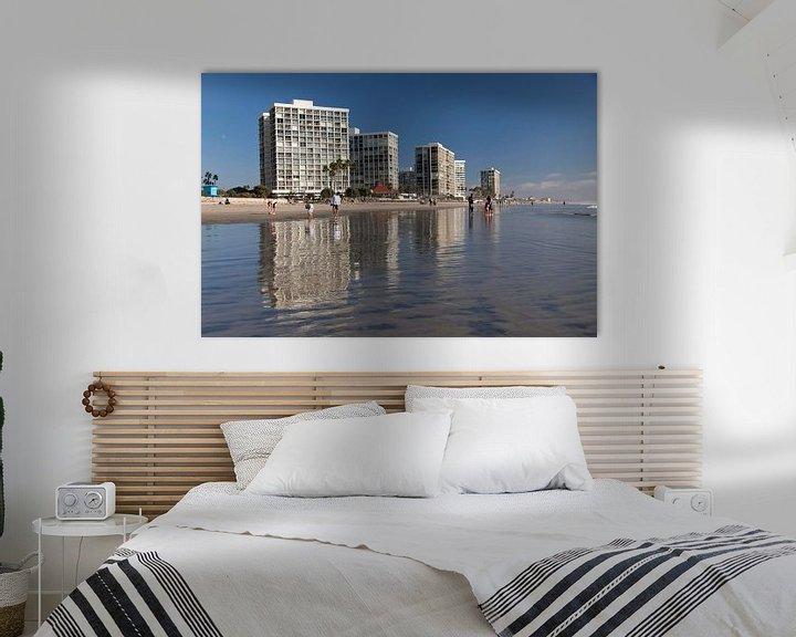 Sfeerimpressie: Coronado Eiland, San Diego van Peter Schickert