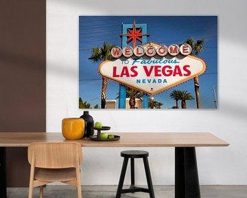 Welkom in het fabelachtige Las Vegas van Peter Schickert