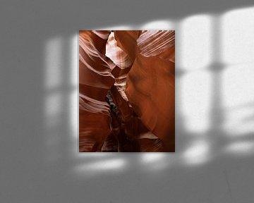 Antelope-Schlucht 6 von Henk Leijen