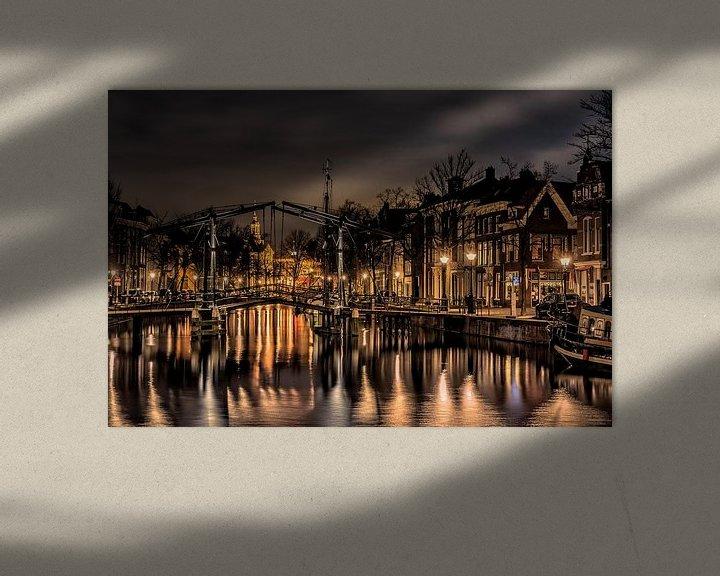Beispiel: Langehaven, Schiedam von Anton Osinga
