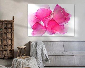 Rosa/Pink/Roza/Pink von Joke Gorter