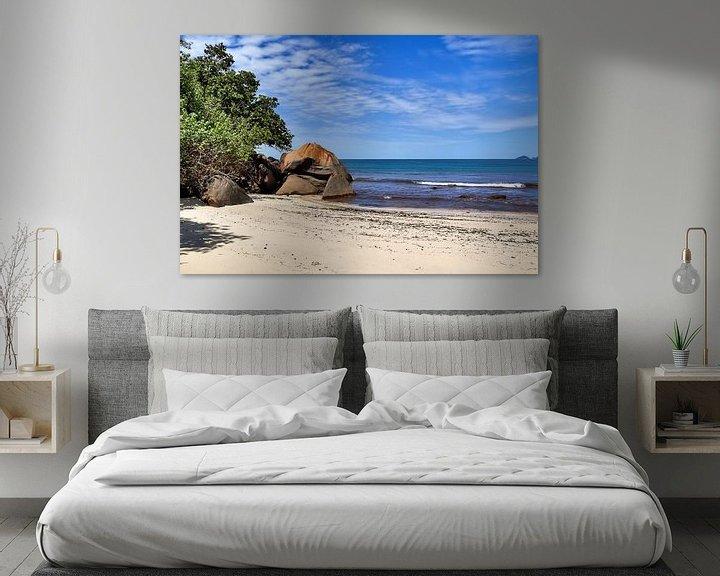 Beispiel: Traumhafter Stand auf den Seychellen von MPfoto71