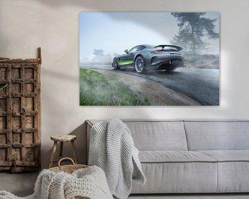 Mercedes-AMG GTR PRO van Gijs Spierings