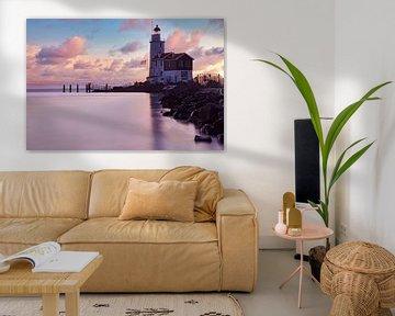 Leuchtturm von Carlo Snel