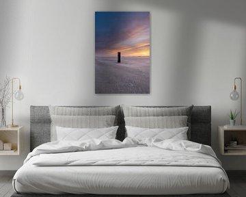 Eindeloze strand