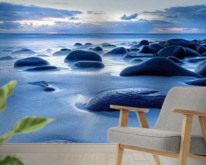 Beispiel fototapete: Steine am Strand von Tilo Grellmann | Photography