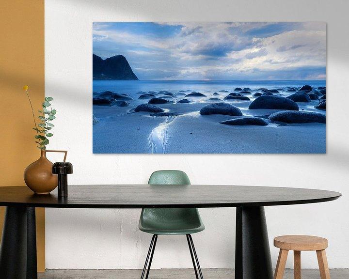Sfeerimpressie: Strand in Noorwegen van Tilo Grellmann | Photography