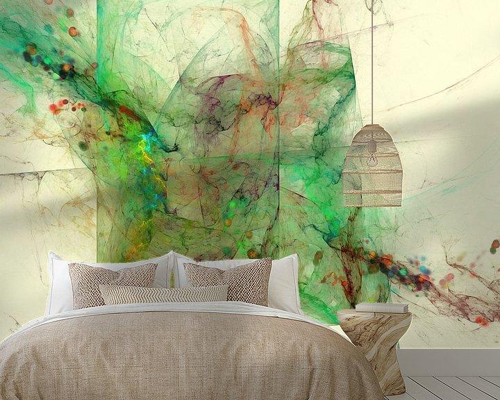 Beispiel fototapete: Smaragd 2021 von Andreas Wemmje