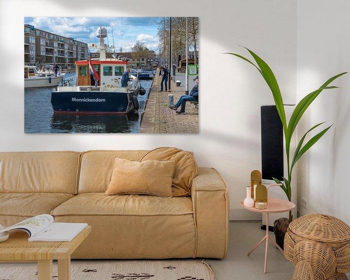 Sfeerimpressie: Piushaven Tilburg van Freddie de Roeck