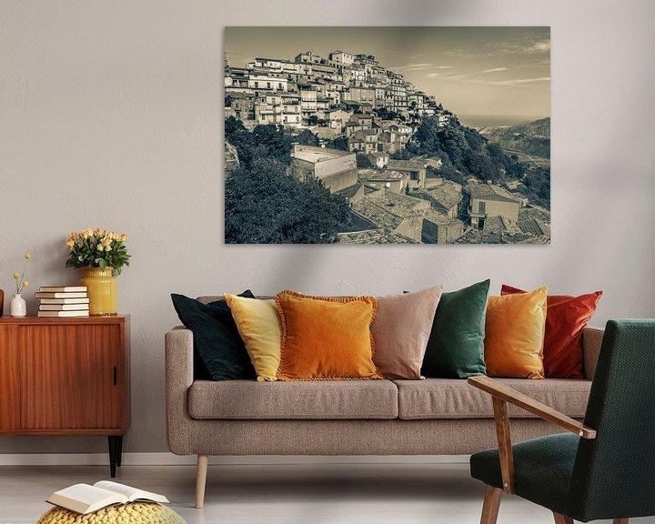 Sfeerimpressie: Librizzi Sicilië van Vincent de Moor