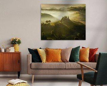 Villa Belvedere impressie van Lars van de Goor