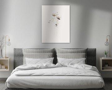 Ikebana Blumen von Uta Naumann