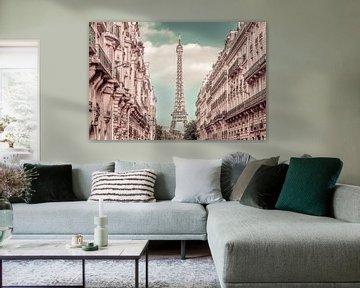 Pariser Flair | urbaner Vintage-Stil von Melanie Viola