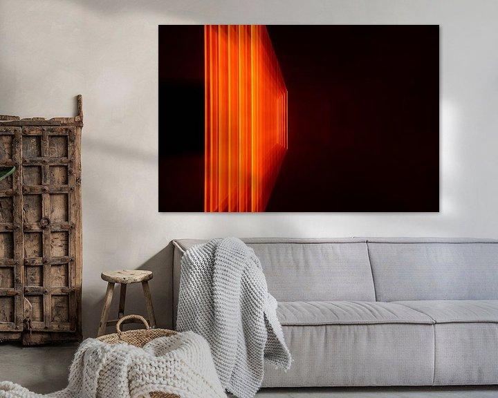 Beispiel: Orange Rahmen 3 von Christel Bekkers