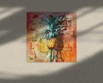 L'art de l'Ananas sur Marja van den Hurk