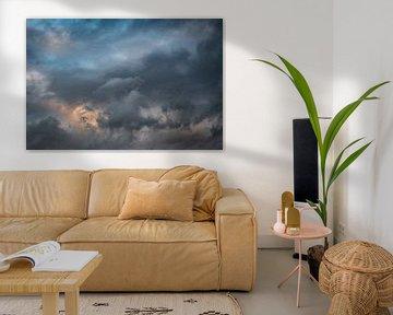 Wolken II von Ellen Snoek