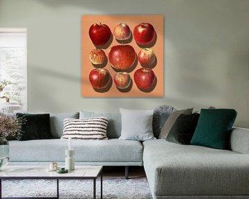 A is for Apple van Marja van den Hurk