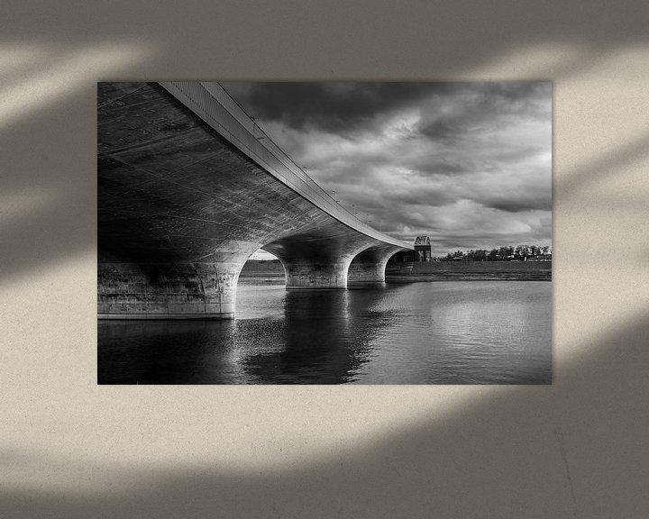 Sfeerimpressie: Spiegelwaal Nijmegen van Vincent de Moor