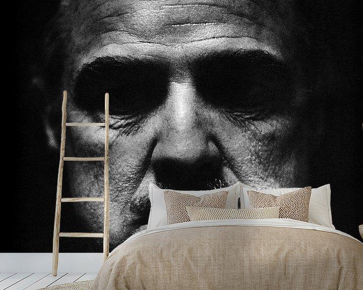Beispiel fototapete: Marlon Brando von Brian Morgan