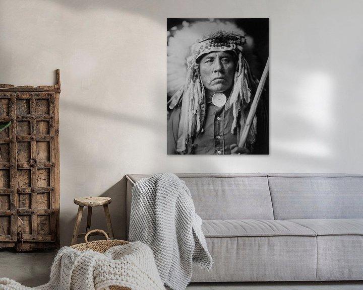 Sfeerimpressie: Sitting Bull van Brian Morgan