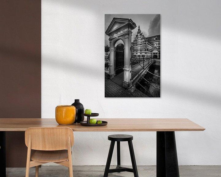 Sfeerimpressie: Museum Flehite, Amersfoort van Jens Korte