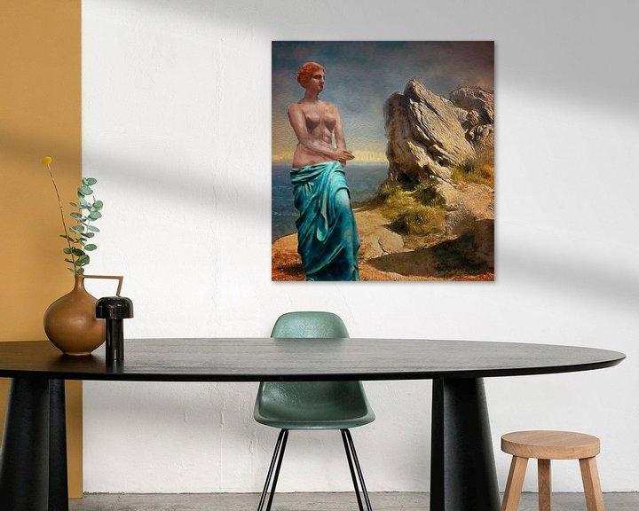 Beispiel: Venus von Milo von Lutz Roland Lehn