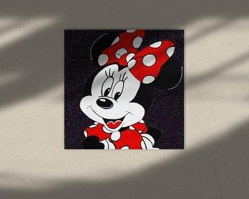 Minnie Maus von Kathleen Artist Fine Art
