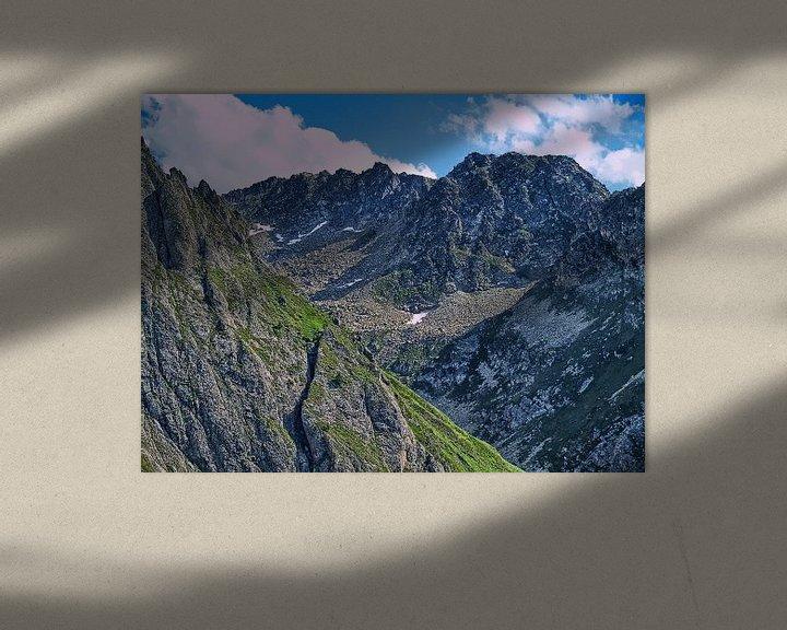 Beispiel: In den Pyrenäen von Peter Morgenroth