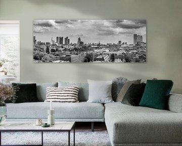 Rotterdam skyline panorama van Patrick Herzberg