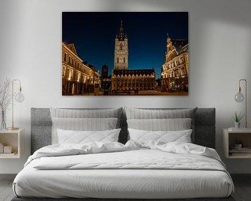 Zomeravond in Gent_03 von Alfred Meester