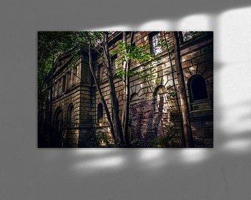 Das verlassene Schloss von D.R.Fotografie