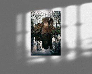 Het waterkasteel van D.R.Fotografie