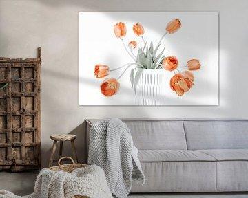 bos tulpen van Michael Schulz-Dostal