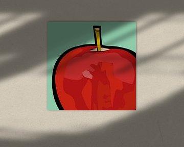 Ein Apfel für den Durst von Robbin Bijl