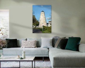 Der Soleturm im Solepark von Bad Salzelmen von Heiko Kueverling