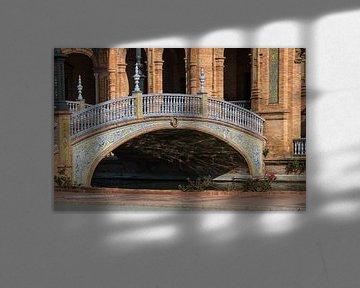 Sevilla, Plaza de Espâna von Klaartje Majoor