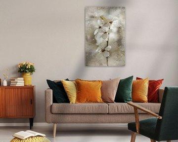Blüte mit Fine-Art-Behandlung von KB Design & Photography (Karen Brouwer)