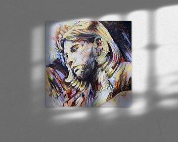 """portret van Janny Schilderink......Atelier """"de Tuute """""""