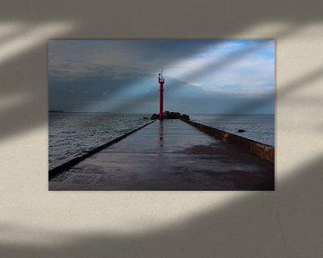 Pier van Hoek van Holland van Capture the Moment 010