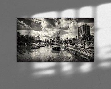 Museumshafen @ Rotterdam von Rob Boon