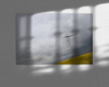 ein Hurrikan von Yvonne Blokland