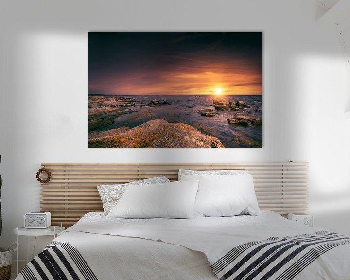 Beispiel: Ostseeküste in Schweden von Skyze Photography by André Stein