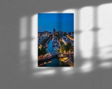 Rotterdam Haringvliet von mytruecolours