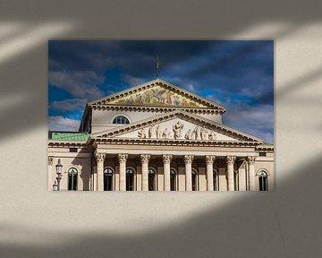 Nationaltheater in München von Werner Dieterich