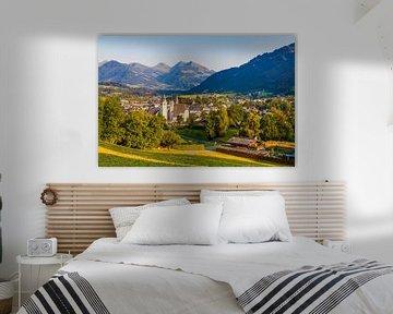 Kitzbühel in Tirol von Werner Dieterich